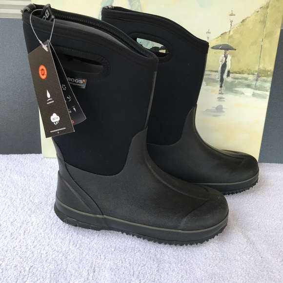 a7b5d6ffe73 BOGS Kids Classic Waterproof Boot. Youth 6/EU 39. NWT